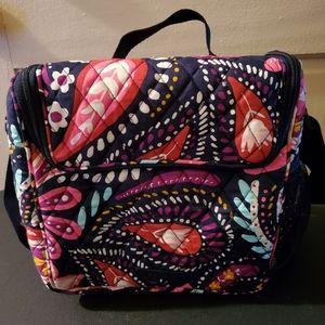 Vera Bradley crossbody lunch bag